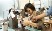 木型・素材選び、型紙作り、縫製